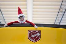 """Elf on the Shelf """"Noel"""" Gets into Mischief"""