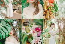 WarmPhoto Photography TROPICAL BRIDE / TROPICAL BRIDE  Film fine art fuji400H  Tropical Wedding Beach Wedding Tropical make up Hawaii Greenhouse wedding http://www.warmphoto.com/blog