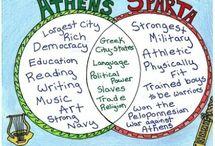 Sparta atheny