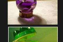 DIY ideas! / by Katy 'Sabot' Shalaby