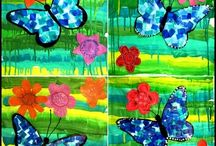 papillon printemps