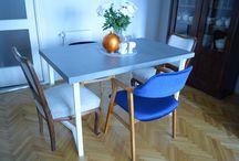 Beton Asztal / Concrete Table