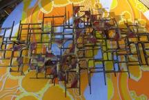 Art - Metal Wall