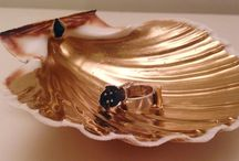Shiny Shells / Folksy shell craft