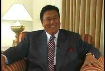 Robert T. Kiyosaki on the Philippe Matthews Show / by Philippe Matthews
