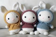 Amigurumis / Unforgettable dolls