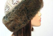 Hats: By sister-in-law Anita / by Michele Allen
