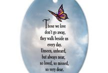 "My Zazzle Memorial Products / Losing a loved one is never easy. ""Always In Our Heart"" gift store offers a beautiful line of sympathy gifts and memorial keepsakes to keep their memory alive. Angel artist, Angelina LaFera, wrote this poem and illustrated this heartfelt tribute to honor our departed loved ones. Featured in her beautiful design is a dragonfly, the symbol of spirit and transition which can be personalized with your loved one's name, a truly unique memorial.           All Images Copyright © 2016 Angelina LaFera"