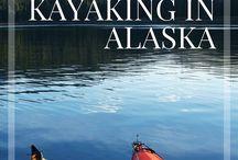 Canoe, Kayak