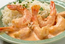Shrimp and Fish dishes! / by Debbie Bethurum