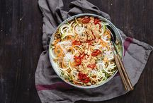 raw salad recipes