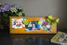 Photo Displays & Memo Boards