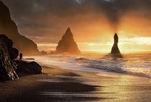 The magic land Iceland / by Antony Barroux