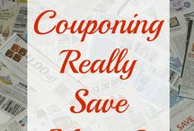 couponing and saving money