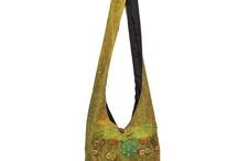 hippie purses / by Janet Kestle