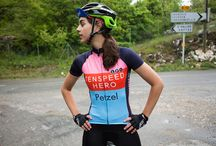 Cycling / Cycling - gear, bikes, jerseys, shoes, helmets, people, kits... / by Kelly Alter