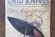 Smid Knives / Smid custom knives