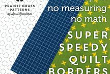Quilting - borders