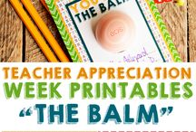 Lilly's Teacher Gifts