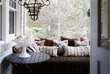 "OUTdoor SPAces / Backyard ""interior"" design"