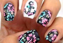 Pegatinas para uñas -Stickers nails / Pegatinas para decorar tus uñas y darles aún más estil - Stickers for nail design