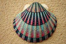 • Sea shells