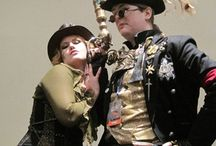 Steampunk Costumes / by West Linn Public Library