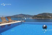Kalkan Luxury Villa V617