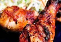 Chicken bbq/tandoori