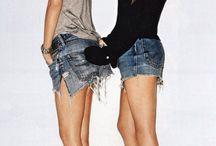 Twin Olsen xo