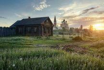 soviet countryside