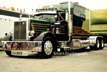 Older Model Peterbilt Trucks / by Smart Trucking