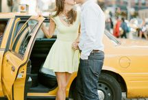 ENGAGEMENT POSE INSPIRATION / How to pose on your engagement couple session