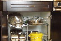 Pan storage