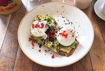 Gluten-free breakfast & brunch / Eating out gluten-free in the UK: breakfast and brunch!