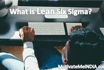 What is Lean Six Sigma Definition, Information in Hindi