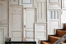 Amazing Doors - Old, New and Unique / I have always loved doors, they are the start to great interiors......