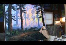 video ζωγραφικής