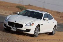 Quattroporte S test drive event in the UAE / From Fujarah on the East to Ras Al Khaimah in the West, through the mountains and across the desert, guests of Maserati Middle East, Africa & India have tested all the capabilities of the Quattroporte S.
