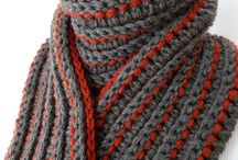 Crochet sc.