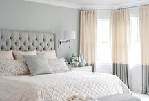 Bedroom Ideas / by Angela Hunter