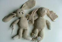 Easter means bunnies! / by Katya Roelse