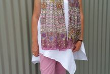 Personal style / Everyday style of an Australian baby boomer. As part of my personal motivation I get up and get dressed every day even though I am semi-retired and work from home. I love clothes and colour and how they are a form of self-expression.