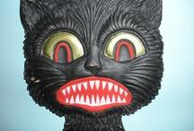 Creepy Halloween / by Joanne Ehling Harper