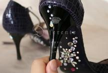 Decorate your dance shoes - ideas