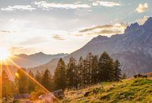 """Rund um die Bischofsmütze & Region Filzmoos / Dass man beim Wandern seine Kräfte braucht und zugleich seine Kraftreserven auftankt, ist allgemein bekannt. Bei der Runde um die Bischofsmütze aber ganz besonders! Eine unglaublich schöne 3-Tages-Tour aus dem Hause """"Filzmoos""""... Wandern & Weitwandern in Österreich - Salzburg."""