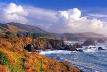 Home Is Where The Heart is / You can take the girl out of California, but you can't take California out of the girl <3 These are pics from the most gorgeous state in America,  my state. / by Kim Kreger Bryant