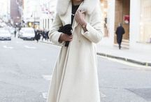 Winter street chic