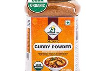 Buy Online 24 Mantra Organic Curry Powder from USA