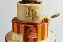 Harry Potter Torten